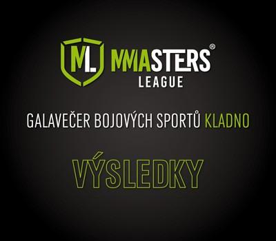 Oficiální výsledky zápasů – Galavečer bojových sportů