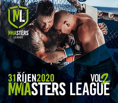 MMAsters League 2 bez diváků odvysílá O2 TV Sport