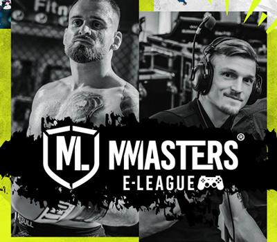 MMAsters E-League: První esportový turnaj ve hře UFC4