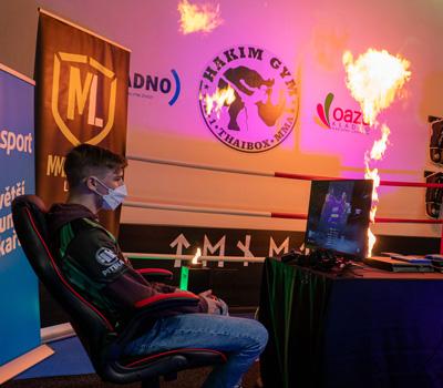 MMAsters E-League: Titul putuje na Slovensko
