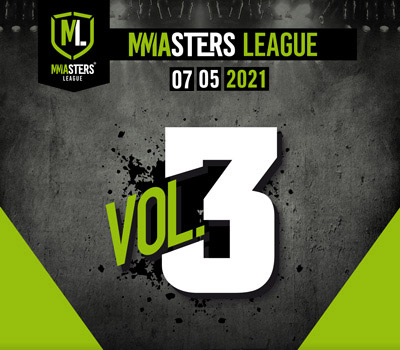 MMAsters League 3: MMA, striking i lahůdková K1!