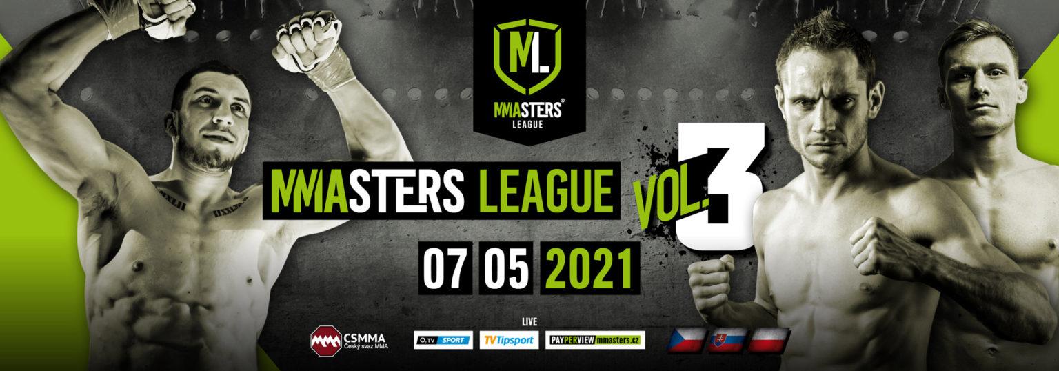 MMAsters League 3